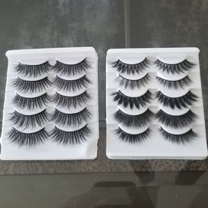 Other - 🔥🌙🔥 10 pairs Faux 3D Mink Lashes 🔥🌙🔥